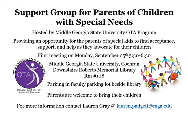 As More Parents Of Special Needs >> Mga S Ota Program Organizes Support Group For Parents Of Special