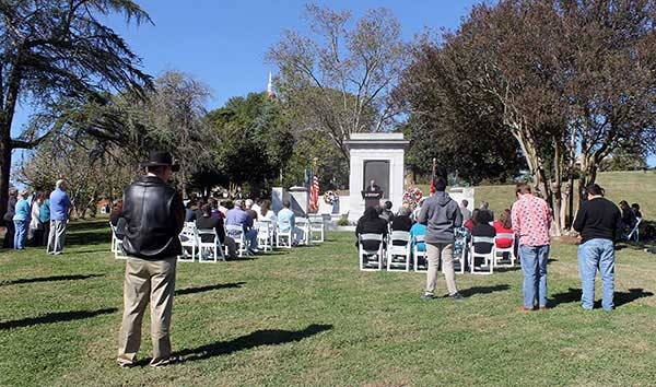 Middle Georgia State, Macon-Bibb to Host Veterans Day Ceremony at Cole...