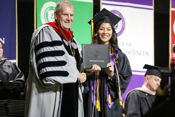 MGA to Graduate 630 at Spring Commencement Ceremonies; Life Balance I...