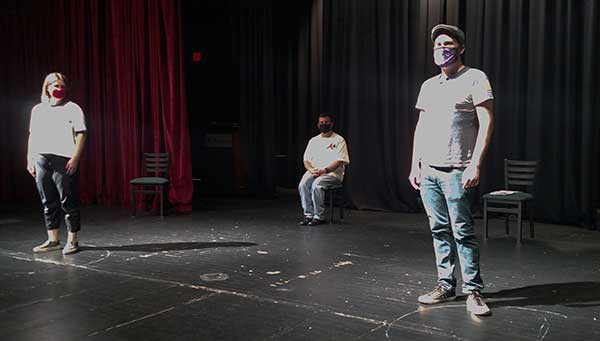 MGA Theatre Cochran Presents Pandemic-Influenced Play Created By Students