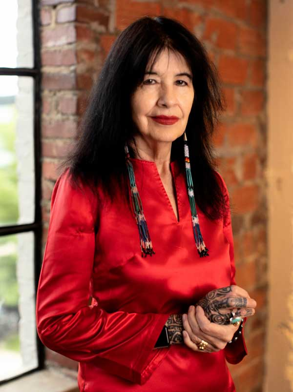 Middle Georgia State University to Host U.S. Poet Laureate Joy Harjo
